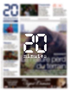 20 Minutes PDF - Edition paris du 18/02/2019